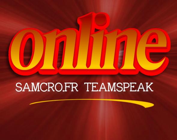Samcro.Fr Teamspeak