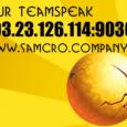 SAMCRO.FR connect TeamSpeak: 193.23.126.114:9030 6SaschaSascha Contributor [ Samcro.Fr ] Location: More Posts - Website Follow Me:SaschaSascha Contributor [ Samcro.Fr ] Location: www.samcro.fr/samcro